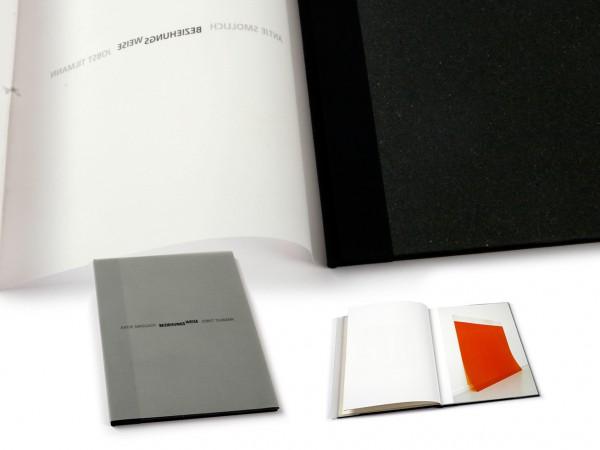 Hardcover mit transparentem Schutzumschlag